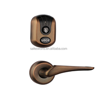 High Quality M1 Keyless Hotel Door Locks with Handset and Encoder