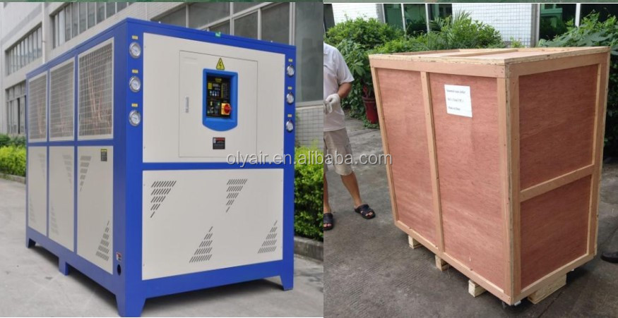 air cooled water chiller, water package unit air conditioner