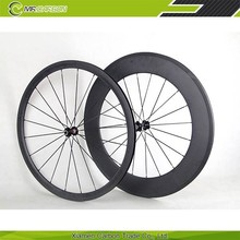 Lightweight carbon road bike 32mm clincher bicycle wheels rim