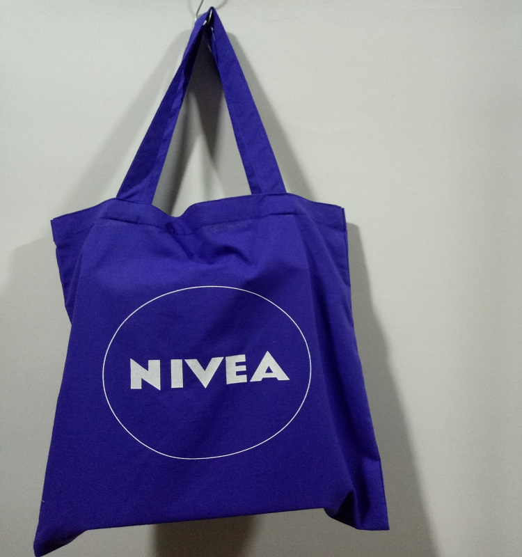 2016 Hot Sales For Promotion printing Customized Logo Tote Canvas Promotional Cotton tote woman handbag lades bag