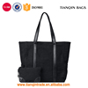 Wholesale Latest Leisure Customized Canvas Outdoor Large Capacity Handbags with Purses