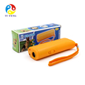Electronic Flashlight Powerful Ultrasonic Anti Bark Dog Trainer Device Protect Yourself Train Your Dog NEW POWERFUL VERSION