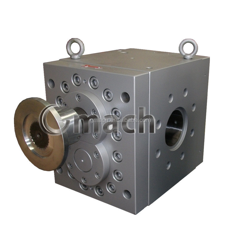 Hot Melt Gear Pump for Polymer Extrusion Line