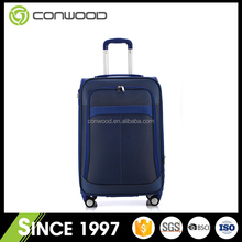 Most popular decent travel luggage bag case travel PP trolley suitcase
