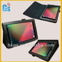 "For Asus Google Nexus 7"" 7 Inch Tablet Folio Stand Leather Case"