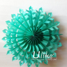 turquoise party decoration kids party favor