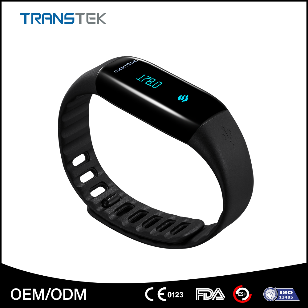 Wholesale activity tracker heart rate monitor, IP67 waterproof smart bracelet