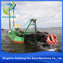Kaixiang Diesel power type and new condition river dredger