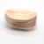 265mm Square Acre wooden leaf pizza disposable plates