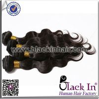 6A Grade Colored Dyeable Virgin Remy Brazilian Hair brand name hair weave