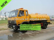 Yellow 10000L water bowser water tanker truck irrigation tree transplanter 0086-13635733504