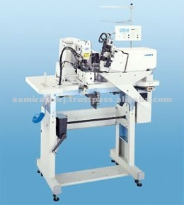 Juki MOL-254 Automatic 2 Needle Belt Loop Attaching Machine