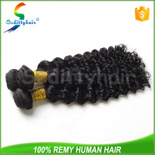 OEM all kinds of Deep Wave hair brazilian invisible part wig remy human hair