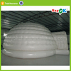 New product inflatable tunnel tent warehouse storage wedding tent