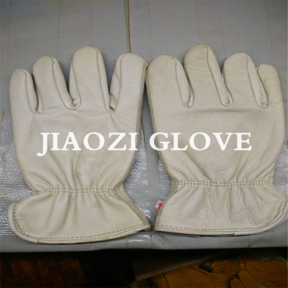 Leather work gloves rn 78747 - Jiaozi Textile Jiaozi Textile Suppliers And Manufacturers At Alibaba Com