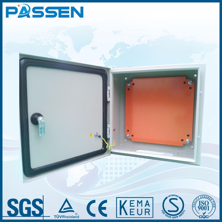PASSEN Wholesale Ip65 Good Quality Aluminum Enclosure Ip66 Electric Box