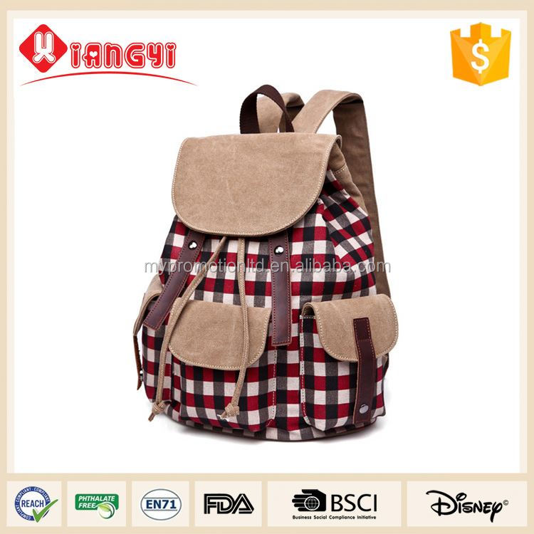 Mens fashion Innovation backpack retro backpack lowest price companies