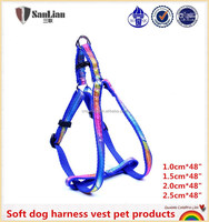 Soft dog harness vest pet products