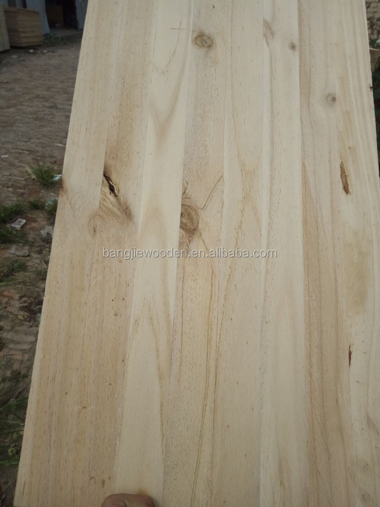 New Zealand pine wood finger joint board