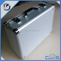MLDGJ706 Top-quality Durable Strong Aluminum Suitcase Office Travel Luggage Tool Box