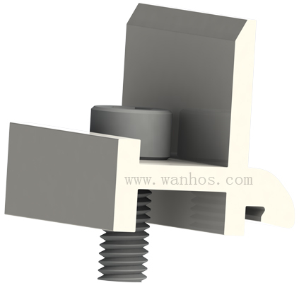 solar panel mounting brackets-rail clamp