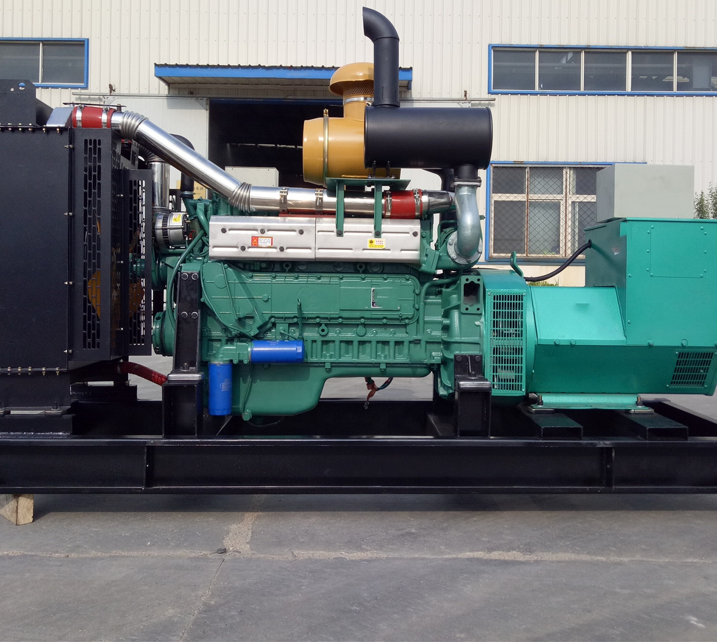 2019 Factory Price High Quality <strong>100</strong> kva Super Silent Open-shelf Permanent Magnet 400kva Diesel <strong>Engine</strong> Generator Set Price