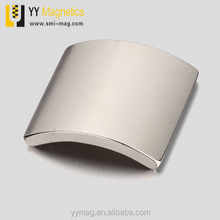 super strong n52 magnet arc neodymium for permanent magnet generator