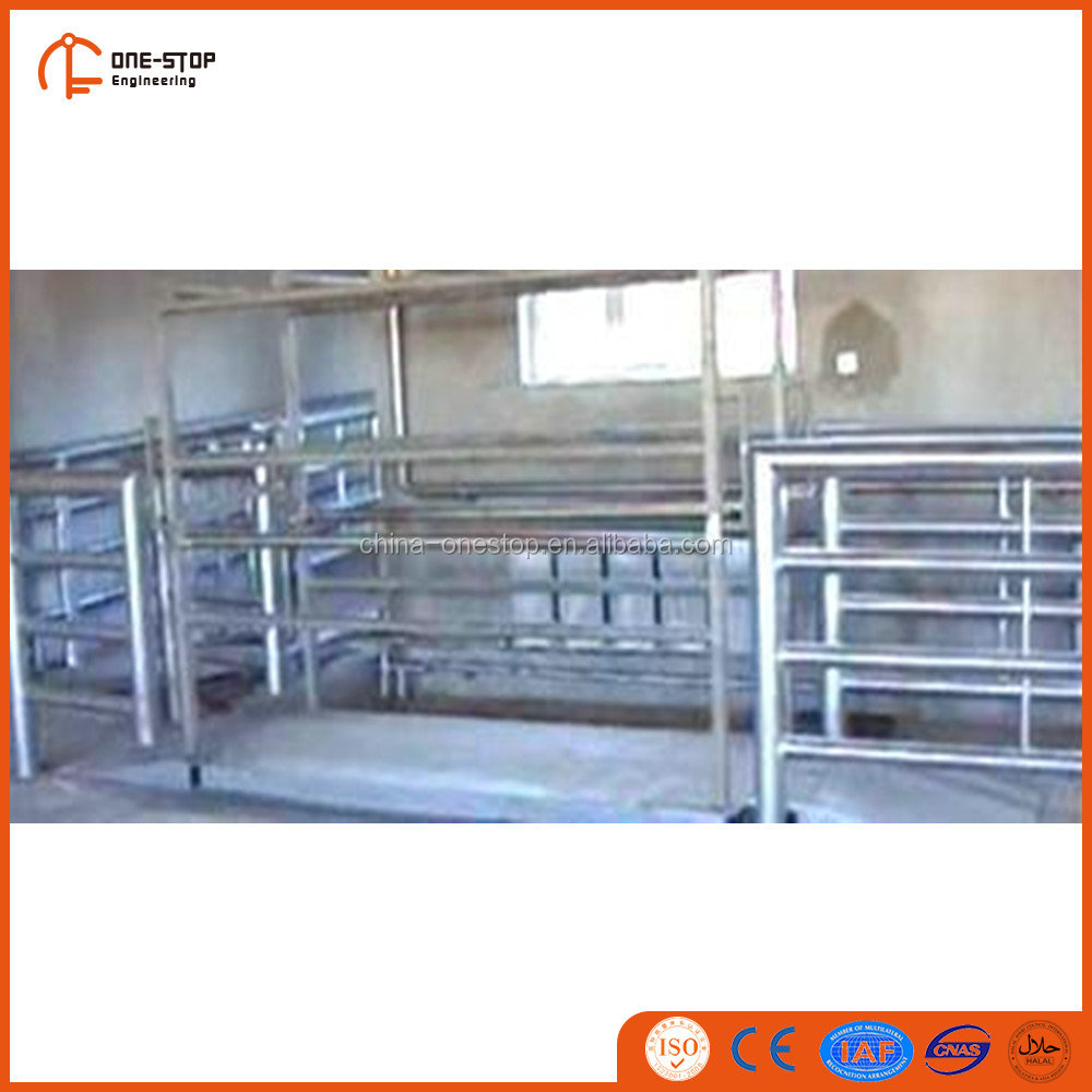 electronic livestock cattle scale for cattle slaughter