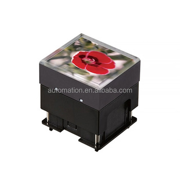 Programmable Display Switches NKK Frameless OLED Pushbutton SmartSwitch