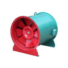 Guangzhou high temperature fireplace warehouse wind tunnel ventilation fan
