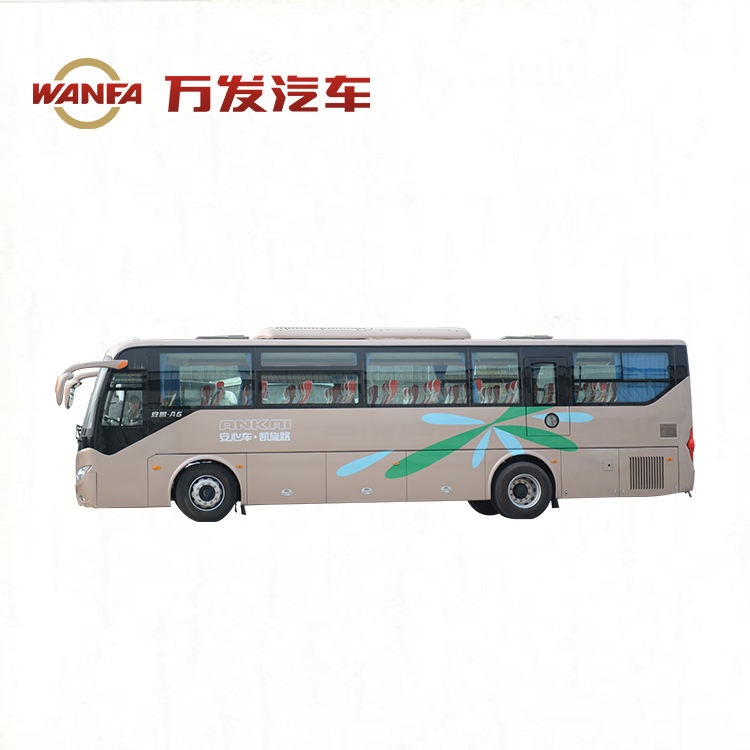New Model Factory price 45seats tourist coach luxury bus for sale