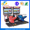 42 inch Max TT (double player) coin operated moto gp simulator arcade game machine for children
