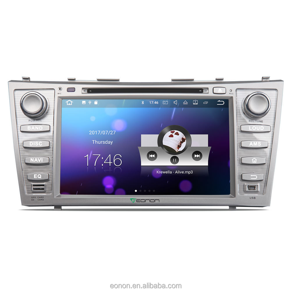 Eonon Ga8164 Special For Toyota Camry Aurion Android 71 2gb Ram 8 Wiring Diagram Inch Touch Screen Car Dvd Gps Navigation Buy Radio