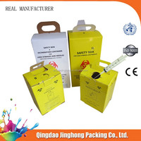 Sharp Container Properties disposable urine container/safety box