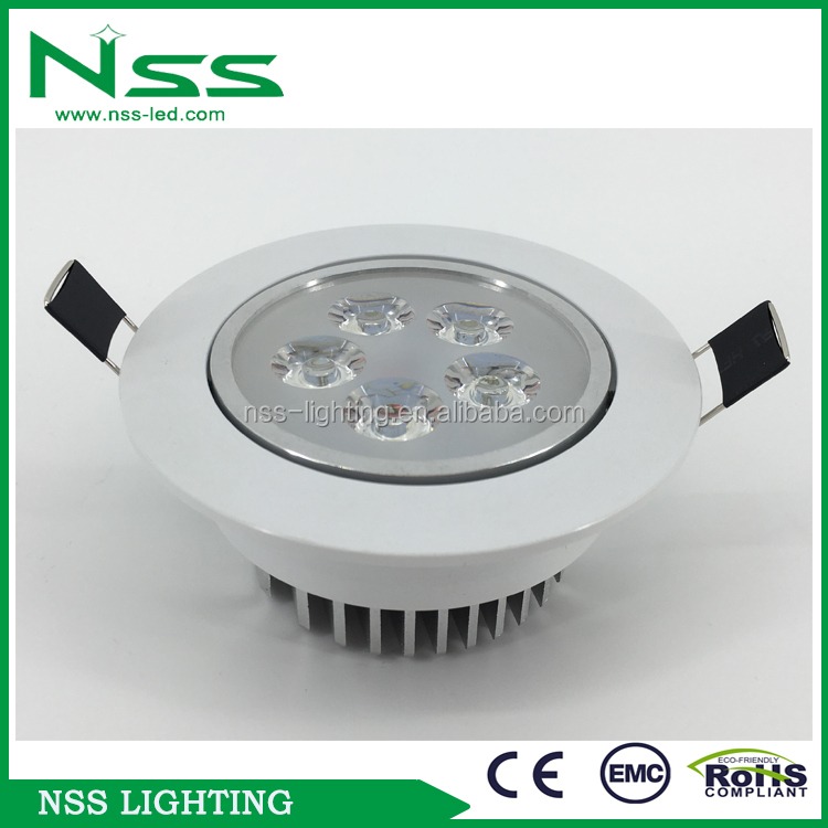 Made in China low price 2700K-7500K IP44 3w fancy led ceiling lighting with 2 years warranty