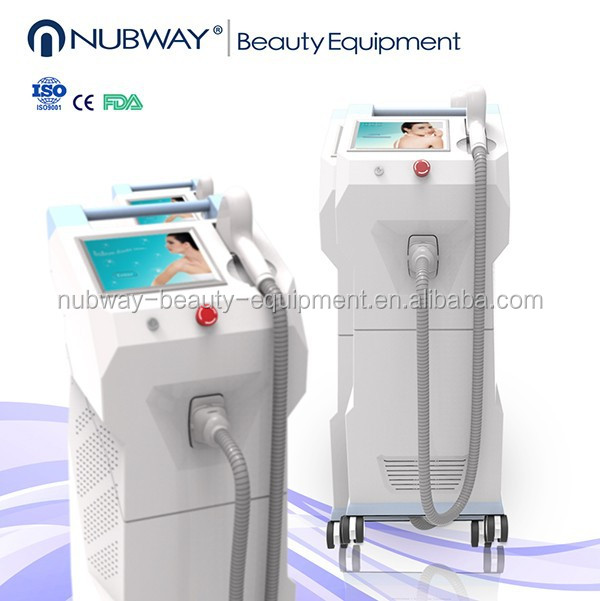 Blond and white hair 808nm Diode laser/ 808nm Diode laser Depilation/ 808nm diode laser hair removal