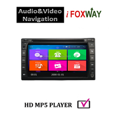 Top selling universal car gps navigation with sygic gps map & support airplay mirroring