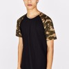 /product-detail/mens-clothing-manufacturers-contrast-camo-print-sleeves-cotton-t-shirt-60732480559.html