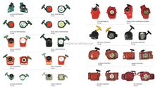 chain saw spare parts, chain saw starter,various starters
