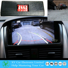 OBD/Canbus control moving parking guide box for rear view camera for Audi XY-3003