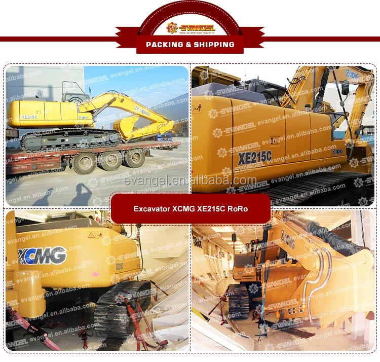 XGMG 21 ton excavator for sale XE215C