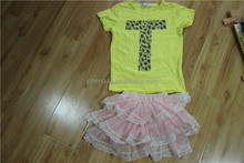 used clothes supplier in China CCR rumage children summer wear