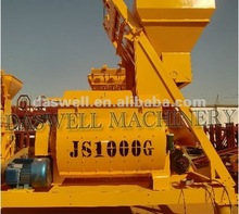 JS1000 Hot Sale Top Quality concrete mixers for sale in south africa