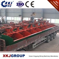 Copper ore flotation seprating machine Nickel ore separating