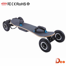 Deo Girl Lightest Weight Double Drive Controller Off Road Skate Board Mountain Skateboard