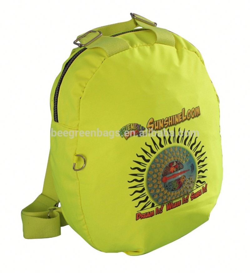 BeeGreen Stylish 300D polyester backpack for children with Water proof