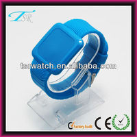 factory sellling high quality silicone watch automatic