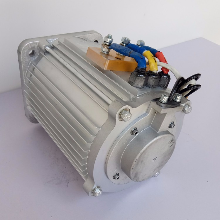 108v 15kw ac induction motor for high speed ev