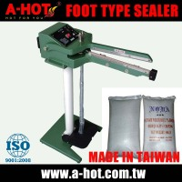 Tube sealer Simple Manual foot sealer pedal sealing machine