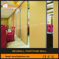 Movable Partition Wall for multi-purpose hall/conference hall/hotel